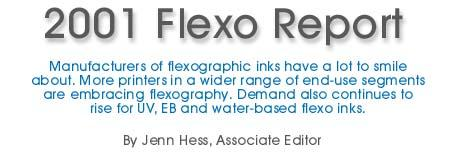 2001 Flexo Report