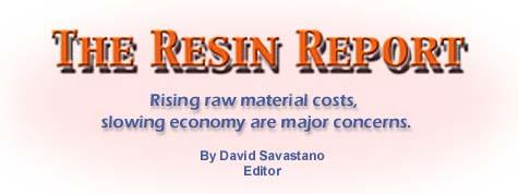 The Resin Report