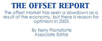 The Offset Report