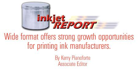 The Ink Jet Ink Report