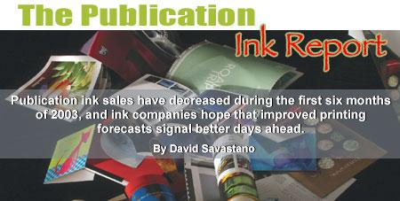 The Publication Ink Report