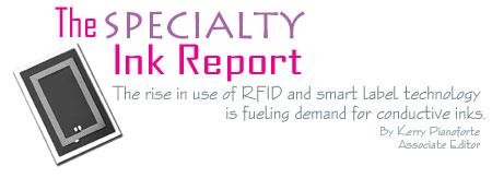 The Specialty Ink Report