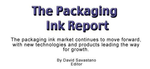 The Packaging Ink Market