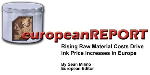 Rising Raw Material Costs Drive Ink Price Increases