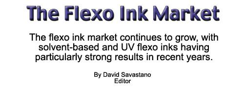 The Flexo Ink Market