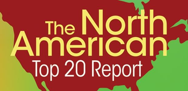 North America Top 20