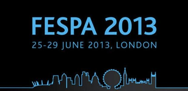 FESPA at London's ExCeL exhibition center