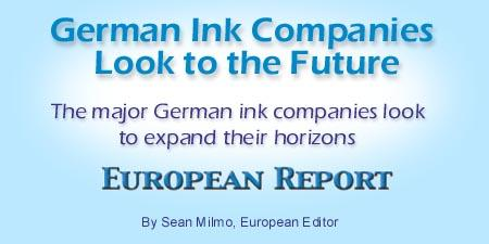German Ink Companies Look To The Future - Covering the