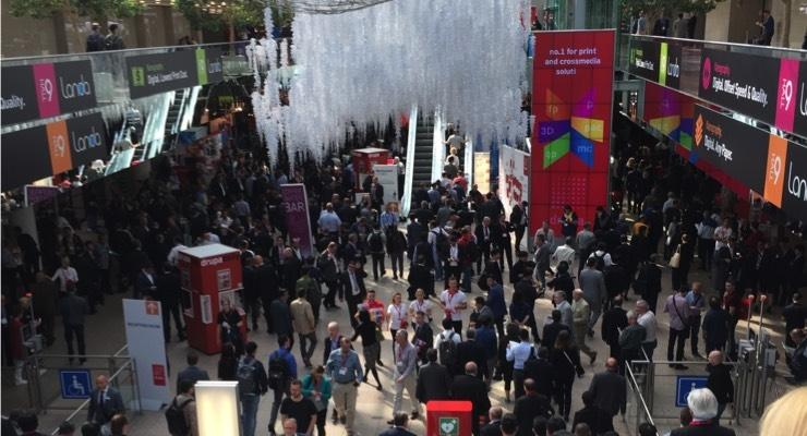 The Ink Industry at drupa 2016